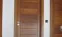 puerta interior madera cirer
