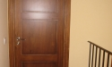 puerta madera cirer