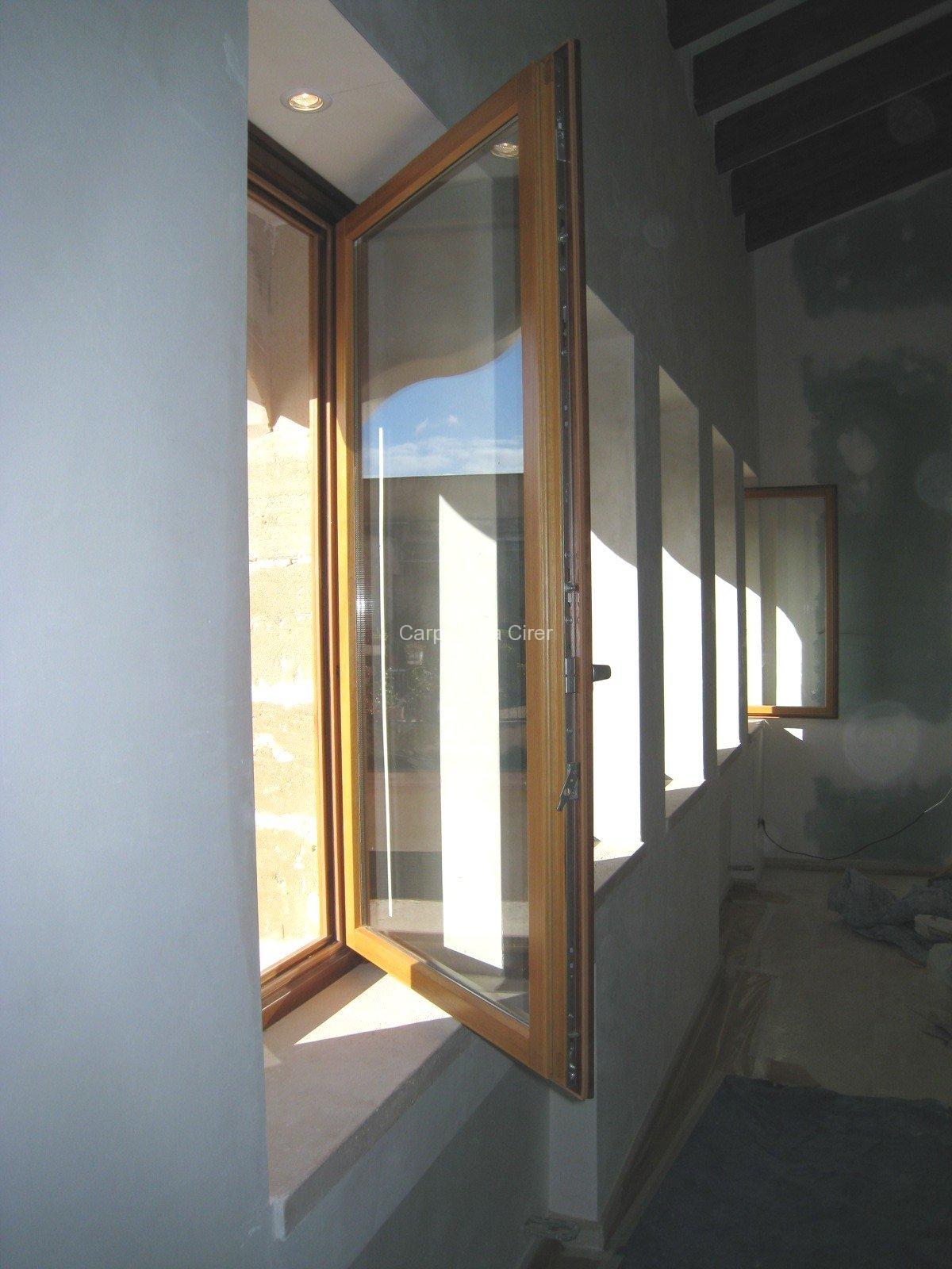 ventanas madera cirer